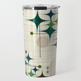 Starbursts and Globes 1 Travel Mug