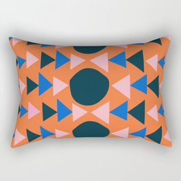 Right Now Rectangular Pillow