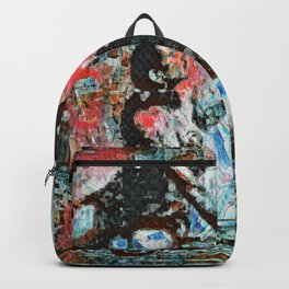 O: Walls Oppressive Backpack