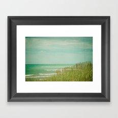Sea Shore Framed Art Print