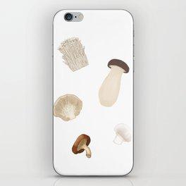 Mushies iPhone Skin