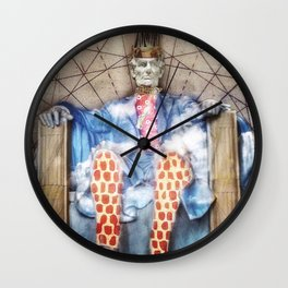 Famous Statue Series #3 Wall Clock