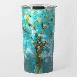 Tree of Light Travel Mug