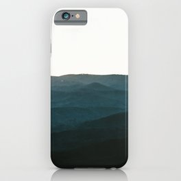 North Georgia Mountains 3 iPhone Case