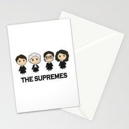 The Supremes Stationery Cards