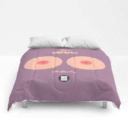 Type of boobs Comforters