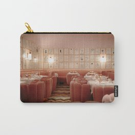 Tea Time in London Carry-All Pouch