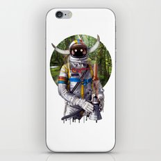 Admiral of the Fleet iPhone & iPod Skin