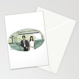Because this is my first life Stationery Cards