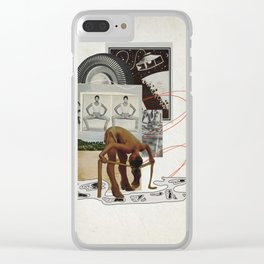 inner workings ~ Clear iPhone Case