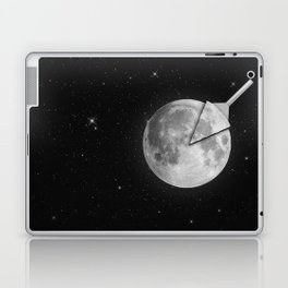 Moon Slice Laptop & iPad Skin