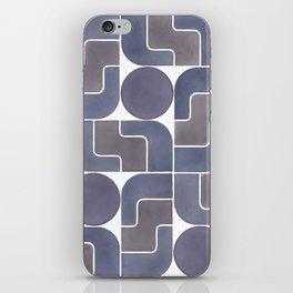 MONTE ALBÁN MOD (ECLIPSE), pattern by Frank-Joseph iPhone Skin