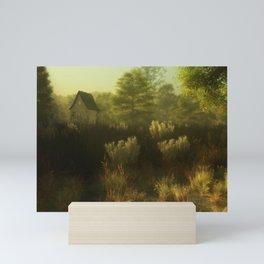 Autumn Glow Mini Art Print