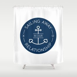 RelationShip 1 Shower Curtain