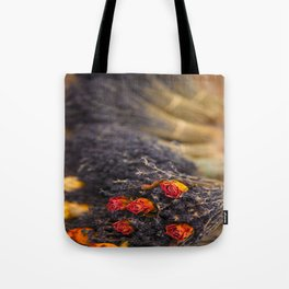 DRIED FLORAL BUNCH Tote Bag