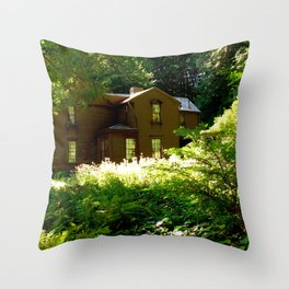 Orchard House Throw Pillow