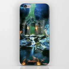 The Under Earth iPhone & iPod Skin