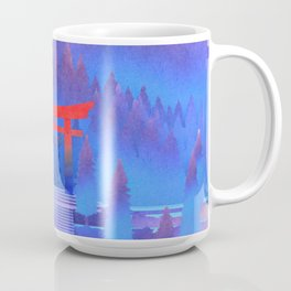 Tengami - Red Gate Coffee Mug
