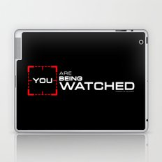 Person of Interest Laptop & iPad Skin