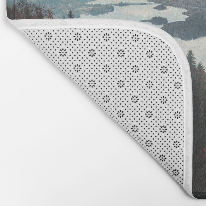 The Fjord Bath Mat