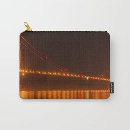 Golden Gate Reflection Carry-All Pouch