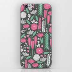 Mt. Rainier's Wildflowers iPhone & iPod Skin