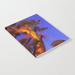 Golden Juniper Notebook