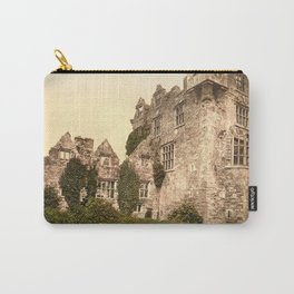 Vintage Photo-Print of Donegal Castle (1900) Carry-All Pouch