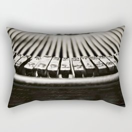 conversation Rectangular Pillow