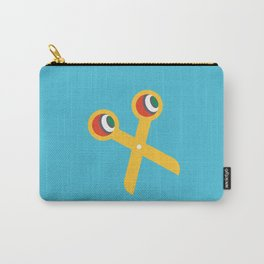 Paper cut Carry-All Pouch