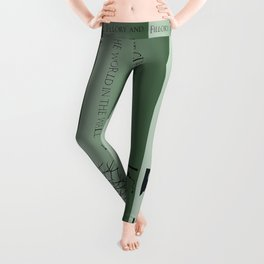 Fillory and Further Leggings