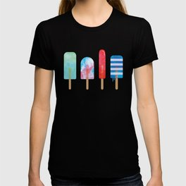 The Popsicle Lineup T-shirt