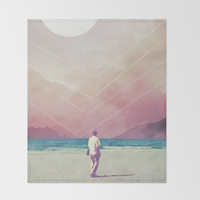 Someday maybe You will Understand Throw Blanket