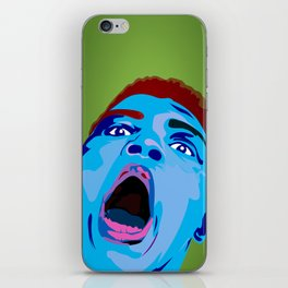 The Greatest of All Time iPhone Skin