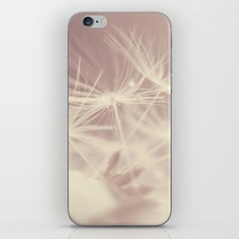 Fragile life iPhone Skin