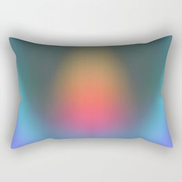 Light Through the Darkness Rectangular Pillow