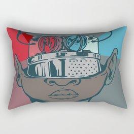 Deepest Fear Rectangular Pillow