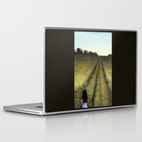 wander Laptop & iPad Skins featuring Wander by Michael Paige Glover