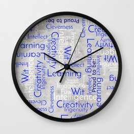"Proud to be ""R"" Wall Clock"