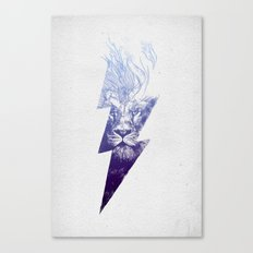 King of the Clouds Canvas Print