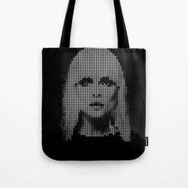 Heart of... (Black version) Tote Bag