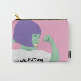 The future is female Carry-All Pouch
