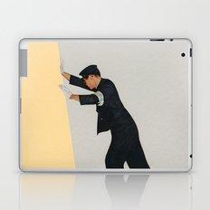 Pushing Boundaries Laptop & iPad Skin