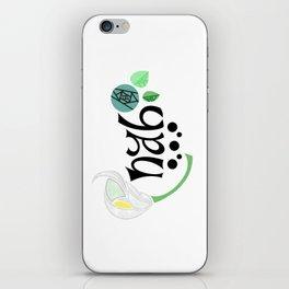 NAH iPhone Skin