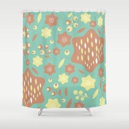 summer 3 Shower Curtain