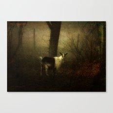 At Dusk - Julchen Canvas Print