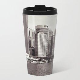 Circular Quay Sydney Travel Mug