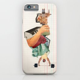 Figure Study No. 2 iPhone Case