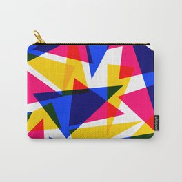 CMYK Shard Carry-All Pouch
