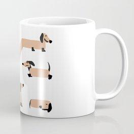 Sausage dog Coffee Mug
